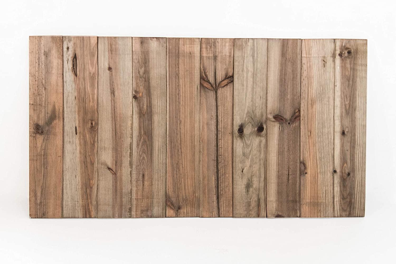 Cabecero de madera Vintage