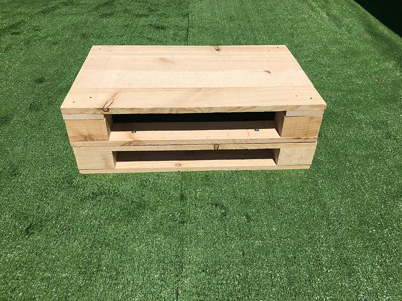 Mesa de Palets para el Jardín o Terraza